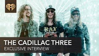 Gambar cover The Cadillac Three Talk About Their Newest Album 'Country Fuzz' + More!