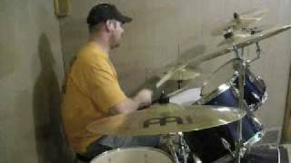 Drum cover from AC/DC