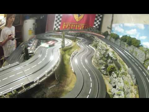 Carrera Digital 124 Slot Car Racing, May 13, 2017