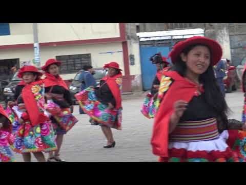 Negreria de Vicco ingresando la familia Malpartida Mauricio a la presentacion dia 3 enero 2019