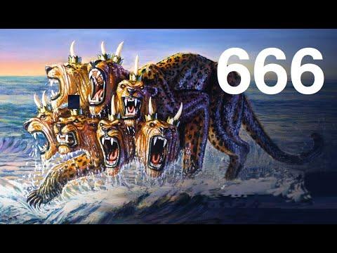 Απίστευτα Νέα 14 :Ανίερη τριάδα...Βαβυλώνα, Αντίχριστος & 666