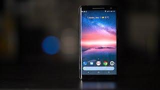 مراجعة جهاز نوكيا 8 سيروكو   Nokia 8 Sirocco