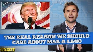 The Real Reason We Should Care About President Donald Trump's Mar-A-Lago - SOME NEWS SPECIAL REPORT