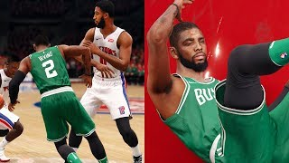 what if the nba had no rules nba live 18