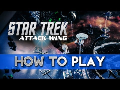 Star Trek Attack Wing: How to Play Tutorial