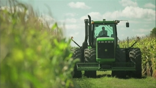 Organic farming in France Green is the new black
