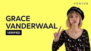 "Grace VanderWaal ""Moonlight"" Official Lyrics & Meaning | Verified"