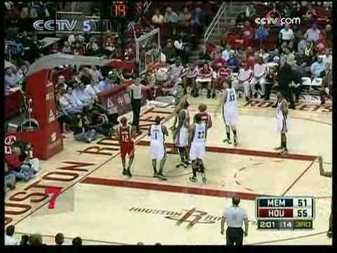 Top 10 Plays of the 2008/2009 NBA Season(1st half)
