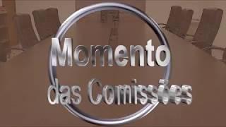 Momento Comissões: Comissão que estuda taxa de esgoto da Copasa tem prazo prorrogado