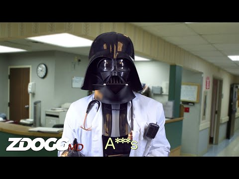 Doc Vader  Losing Your Temper in the ER  DocVadercom