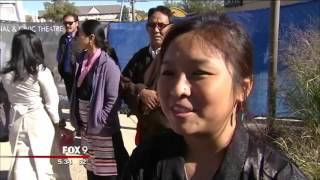 Dalai Lama blesses Minneapolis girl after Mayo Clinic visit
