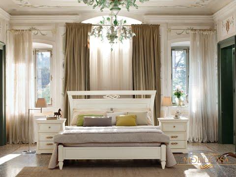 Итальянская спальня Vittoria фабрики A.L.F. GROUP