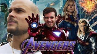 avengers con augusto schuster ranty rociocosplayer cabezn markbiem y ms