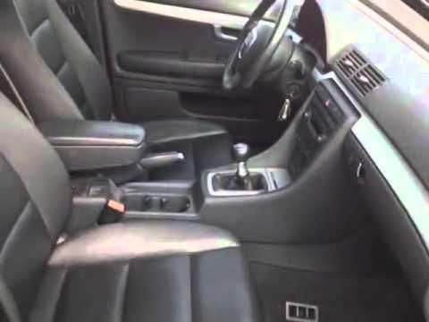 2006 audi a4 4dr sdn 2 0t quattro manual sedan lancaster pa youtube rh youtube com 2006 Audi A4 20 Valve Body 2008 Audi A4 S-Line