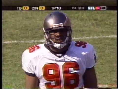 TB @ CIN | Week 4 | 2002