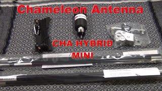 Ham Radio Antenna - Chameleon Antenna HYBRID MINI (HF Antenna)