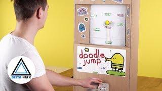 Doodle Jump Cardboard | DIY