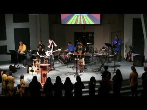 Solid Rock Community School Chapel 8 19
