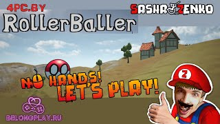 RollerBaller Gameplay (Chin & Mouse Only)