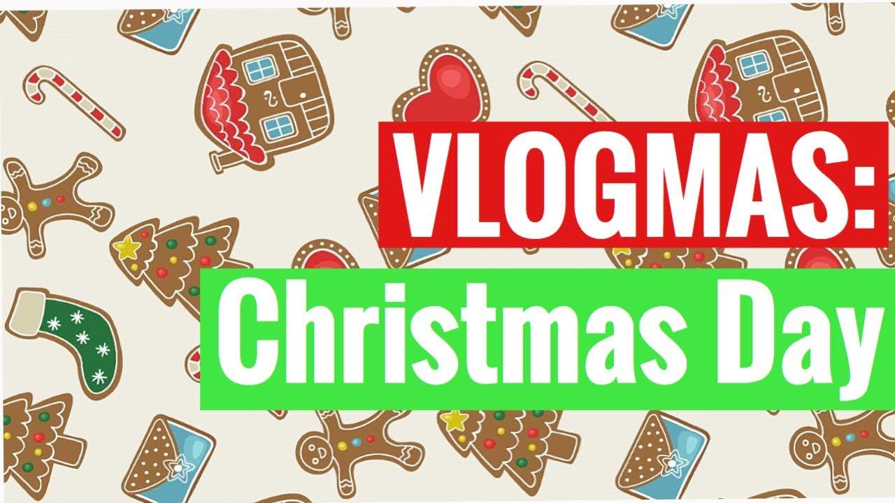 VLOGMAS | CHRISTMAS DAY BLISS | Secret Santa | SONG ASSOCIATION - YouTube