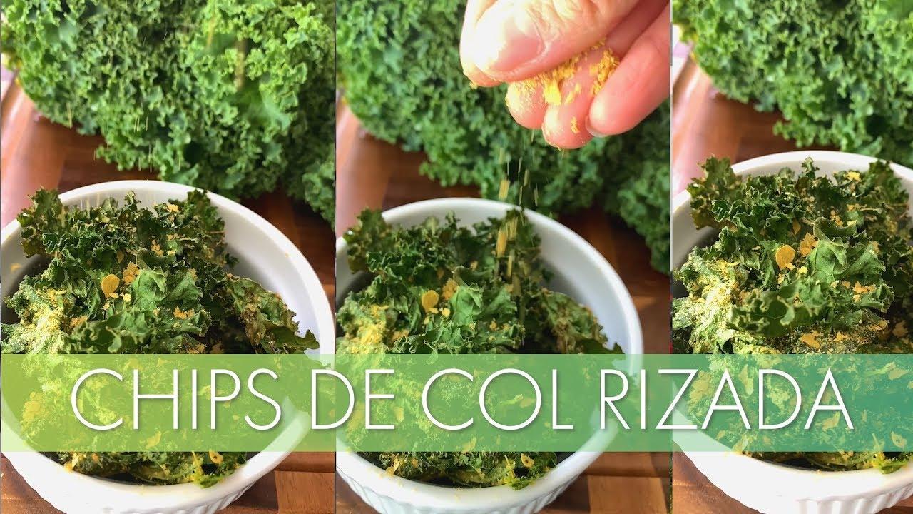 Kale recetas para ninos