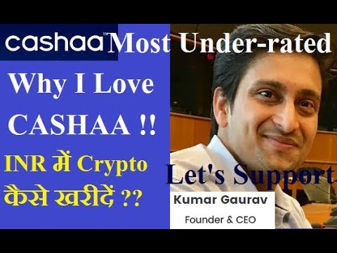 Cashaa and crypto trading review