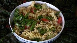 Cucumber Salad Recipes : Cucumber Rotini Salad