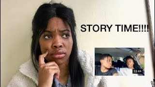 I'm addressing this for the last time : Storytime | South African youtuber