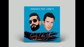 Maroon 5 feat. Cardi B - Girls Like You (Madoc Remix) [FREE DOWNLOAD]