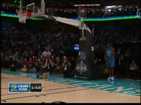 2008 NBA Slam Dunk Contest part 1/4