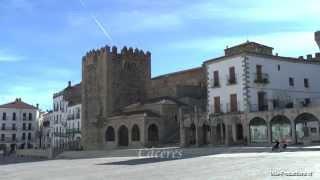 Cáceres en Mérida, (Spain) Dag:5