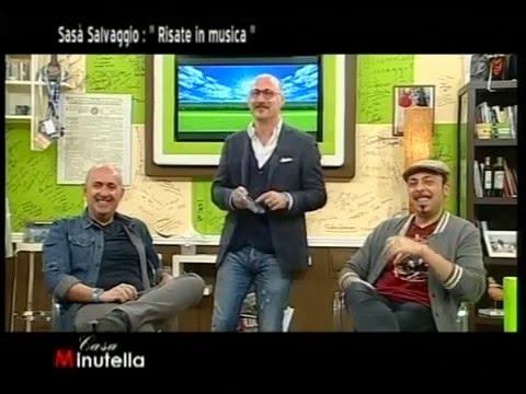 Casa Minutella 01/04/16 - Ospiti Sasà Salvaggio e Tony Marino