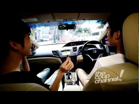 The Coup Channel : 2012 Honda Civic FB กับกองทัพรถซีดาน