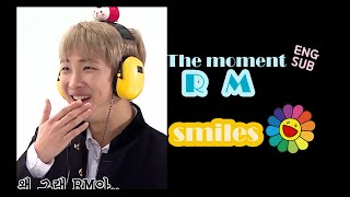 [BTS] BTS #RM Laugh Compilation / 알엠 웃음 (ENG SUB) / #우리의_위로_모노_2주년