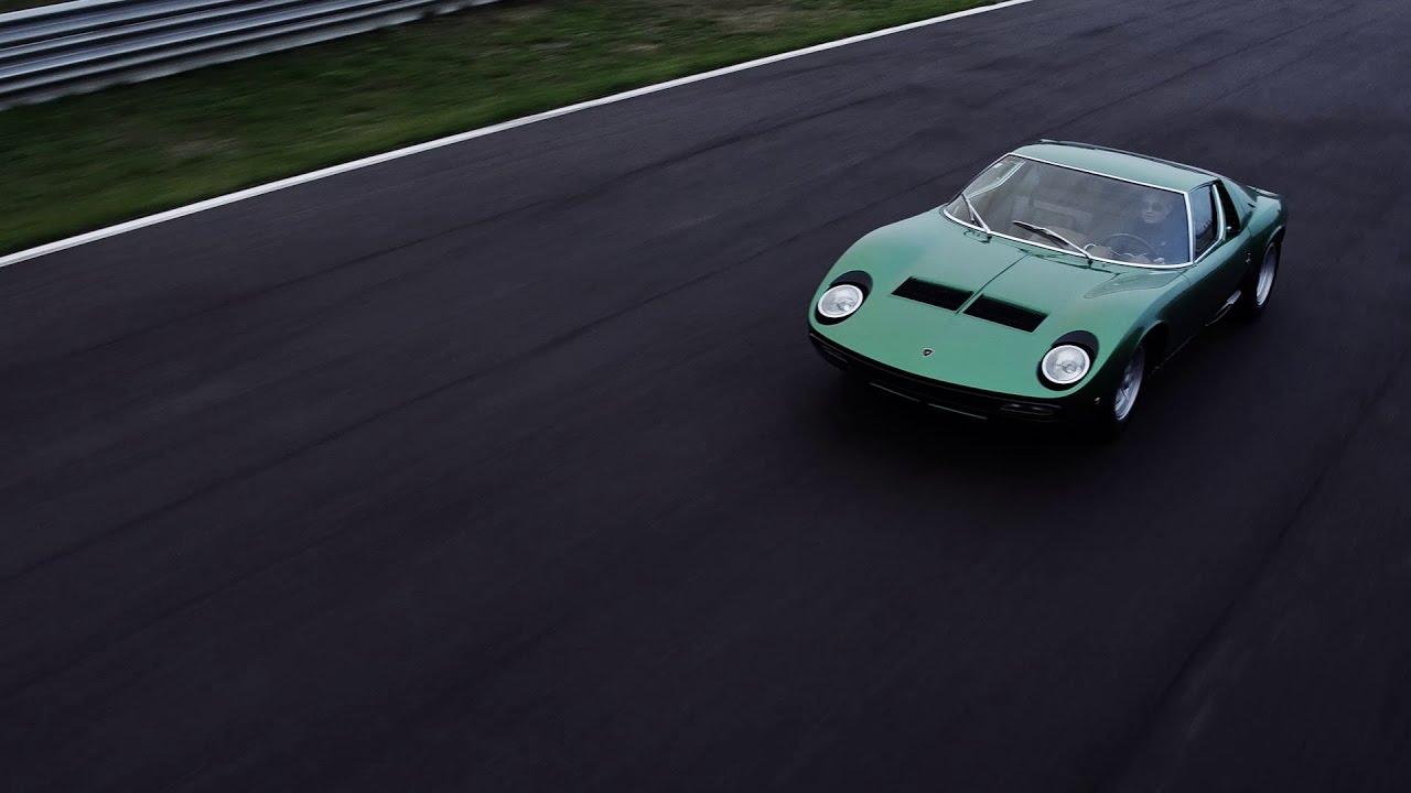 Lamborghini Miura P400 Sv 1971 Restored By Polostorico Youtube
