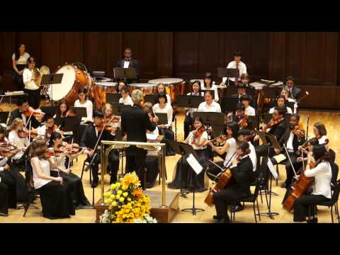 "Symphony No. 9 in E minor, ""From the New World"", Op. 95, Mvmt. 1 & 4 - Dvorak, 8/6/15"