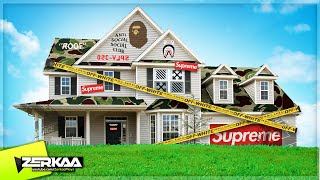 THE BIGGEST HYPEBEAST HOUSE EVER! (House Flipper #9)