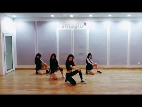 Weki Meki Dance Cover (superlove By Tinashe)