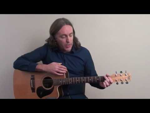 How To Play Harp Harmonics On Acoustic Guitar