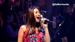 Sometime Somewhere - Morissette Amon (Rehearsal) [HD]