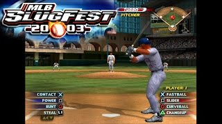 MLB SlugFest 2003 ... (PS2)