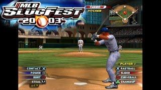 MLB SlugFest 2003 ... (PS2)