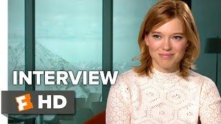 Spectre Interview - Lea Seydoux (2015) - James Bond Movie HD