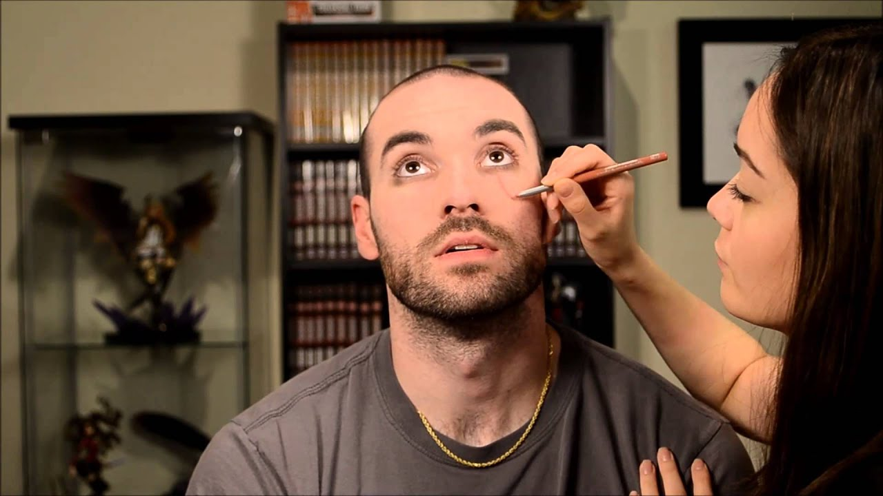 Witcher 3 Geralt Of Rivia Cosplay Makeup And Scarring Youtube