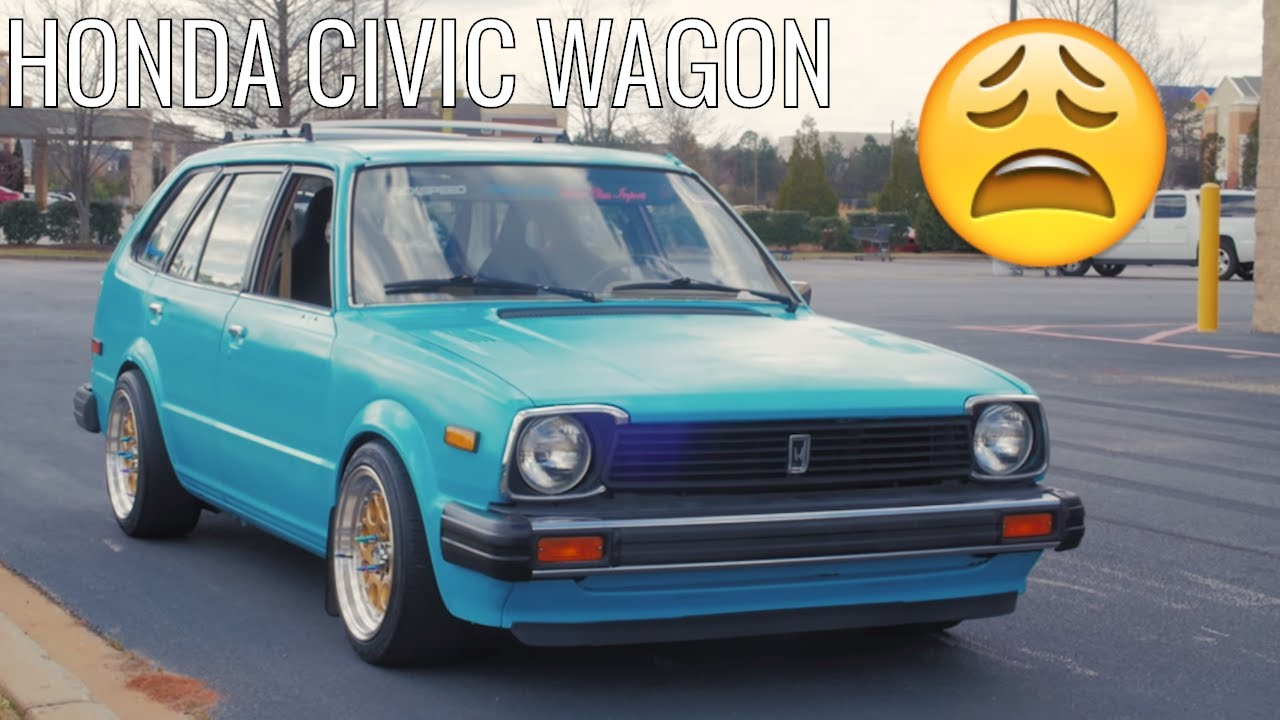 The Honda Civic Wagon   A Car Youu0027ve Never Heard Of