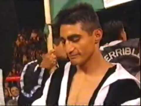 Marco Antonio Barrera vs Erik Morales Fight Greatest Entrance