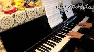 Sword Art Online II Ep24 Insert Song セパレイト・ウェイズ (Separate Ways)  Piano Arr.EgOistHiuMan HQ