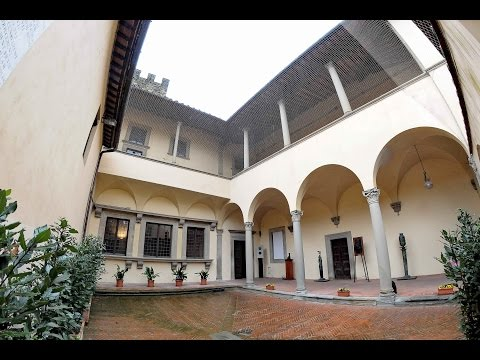 Petrarch's House, Arezzo, Tuscany, Italy, Europe