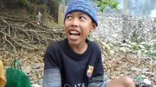 Anak jalanan - banjarmasin - lucu kocak ngakak - klikbanjar -kalsel - kalimantan selatan - indonesia