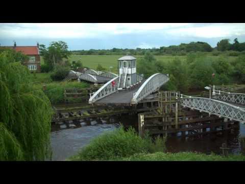 Cawood Bridge July 2012